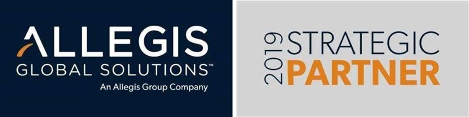 Award: Allegis Global Solutions 2018 Strategic Partner